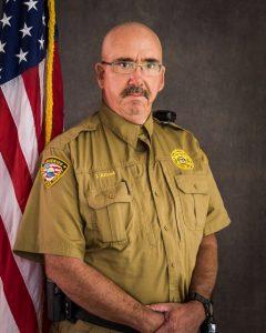 Deputy Jamie Allred