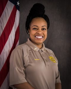Srgt. Delisha Butler